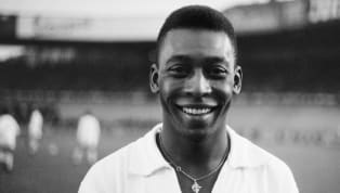Pelé is Number 2 in 90min's Top 50 Footballers of All Time Series Pelé. A name which needs no introduction. But we'll give him a quick one anyway. Voted as...