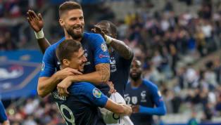 C'est une soirée qui commence bien pour les Bleus. Avant même le coup d'envoi du match entre la France et la Moldavie qui débutera à 20h45, l'équipe de France...