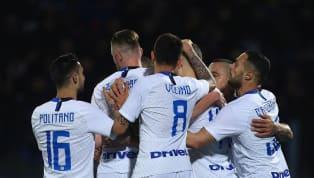 Inter Milan berhasil mengamankan posisi ketiga dalam klasemen sementara Serie A 2018/19 setelah meraih kemenangan 3-1 atas Frosinone di Stadio Benito Stirpe...