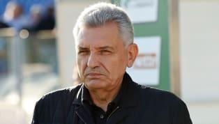 Maurizio Stirpe, presidente delFrosinone, nel corso della conferenza stampa di presentazione del nuovo tecnico Marco Baroni haparlato dei motivi che hanno...