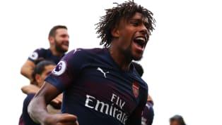 Why Alex Iwobi's Evolution Under Unai Emery May Make Him Arsenal's Most Important Player This Season