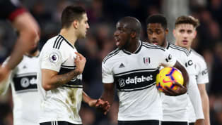 Spat ​Fulham strikers Aleksandar Mitrovic and Aboubakar Kamara had to be dragged apart by teammates following a heated confrontation during a team yoga...