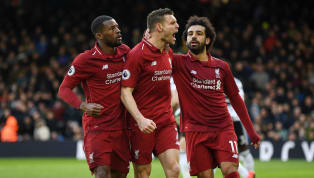 mmit ​Liverpool moved to the top of the Premier League table with a hard-fought 2-1 win over Fulham on Sunday afternoon. ​ It took some time for Liverpool to...