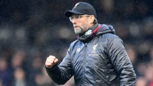 Jurgen Klopp insisted that he was pleased with the way his Liverpool side reacted after conceding a second-half equaliser during their 2-1 victory over Fulham...