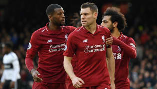 ​Liverpool conceded their 18th goal of the Premier League season on Sunday as Championship-bound Fulham threatened to dent their title hopes, with James...