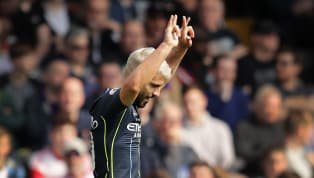 Manchester City's Sergio Aguero made more headlineswhen he became, albeit potentially just temporarily, the player with the most goals against promoted...