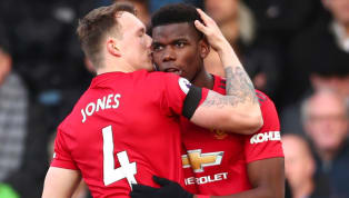 Manchester United ran out 3-0 victors over Premier League strugglers Fulham to move into the Champions League places for the first time this season. Ole...