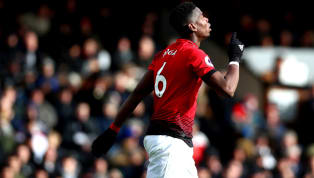 Paul Pogba gave his shirt away to a thrilled fan after a man of the match performance in Man Utd's 3-0 win at Fulham. Pogba scored twice in the game to take...