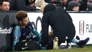 Dele Alli suffered a suspected hamstring injury during Tottenham's 2-1 win over Fulham in the Premier League on Sunday evening. Tottenham were initially...
