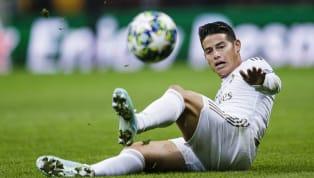 Le milieu de terrain colombien est de nouveau blessé et souffre d'une entorse au genou gauche, il ne devrait plus fouler les pelouses avant 2020. James...