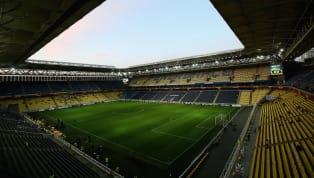 Fenerbahçe-Büyükşehir Belediye Erzurumspor Maçında 11'ler Belli Oldu