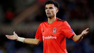Beşiktaş, Portekizli Savunmacı Pepe İle Yolların Ayrıldığını Açıkladı