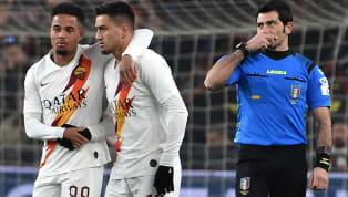 İtalya Serie A'nın 20. hafta mücadelesinde Roma, deplasmanda Genoa'yı 3-1 mağlup etti. Sarı-kırmızılı ekibe galibiyeti getiren golleri; 5. dakikada Cengiz...