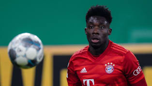 Alphonso Davies has opened up on how nervous he felt before his first training sessionat Bayern Munich - as well as revealing his surprising post-football...