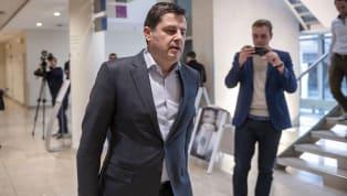 Obwohl der Sport während der Videokonferenz zwischen Bundeskanzlerin Angela Merkel und den Ministerpräsidenten am Mittwoch kein Thema war, deutet Markus Söder...