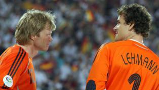 Der neue Co-Trainer des FC Augsburg,Jens Lehmann, wurde Opfer einer Stichelei. Und diese kam von keinem Geringeren als seinem alten Kontrahenten Oliver...