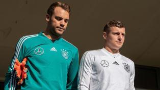 Auf der Pressekonferenz vor dem wichtigen Länderspiel gegen die Niederlande offenbarte DFB-Trainer Joachim Löw einige Informationen zum morgigen Personal....