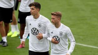 Am Mittwoch sorgte BVB-Kapitän Marco Reus für Aufsehen, als er im Kreise der Nationalmannschaft mitteilte, seinen DFB-Kollegen Kai Havertz nach Dortmund...