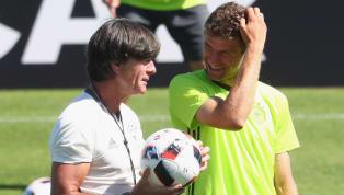 Thomas Müllerwird als potenzieller Kandidat für das deutsche Team bei den Olympischen Spielen gehandelt. Bundestrainer Joachim Löw bestätigte nun der Bild,...