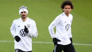 Manchester City duo Leroy Sane and Ilkay Gundogan were both the target of racial abuse during Germany's 1-1 draw against Serbia during a friendly at the...
