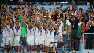 Timnas Jerman mendapatkan gelar juara dunia keempat pada 2014, dalam Piala Dunia yang diadakan di Brasil. Tim asuhan Joachim Low itu mengalahkan Argentina...