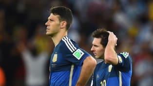 Martín Demichelis, ex futbolistaargentinoque disputó elMundial de Brasil 2014con el combinado nacional, recordó la final perdida anteAlemaniay...