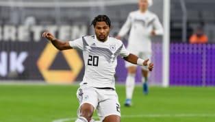 Bayern-Profi Serge Gnabry war am Sonntagabend beim 3:0-Auswärtserfolg der deutschen Nationalmannschaft gegen Estland nicht mit von der Partie. Muskuläre...