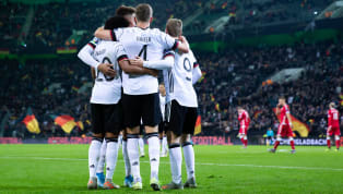 ​After finishing rock bottom of their group at the World Cup in 2018, Germany will be heading into next summer's European Championships with a point to...