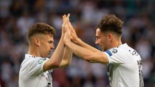 """Die beiden Bayern-Profis Leon Goretzka und Joshua Kimmich machten vor einigen Wochen mit ihrer Initiative """"WeKickCorona"""" auf sich aufmerksam, zumal sie sich..."""