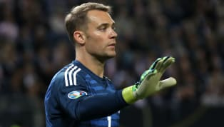 tire Bayern Munich goalkeeper Manuel Neuer has suggested that he will consider retirement once he no longer feels needed by any club. The 33-year-old remains...