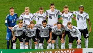 ĐT Đức mới đây đã công bố danh sách triệu tập chuẩn bị cho 2 trận Vòng loại EURO 2020 gặp Belarus và Estonia vào đầu tháng 6. Der Kader für  und  ❗...