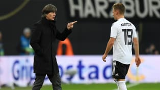 Germany manager Joachim Low has confirmed that Bayern Munich defender Joshua Kimmich will play as a defensive midfielder for the national team moving forward....