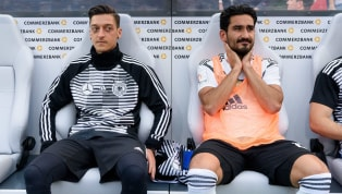 Manchester City midfielder Ilkay Gundogan has defended fellow countryman Mesut Ozil's willingness to perform when playing for Arsenal, expressing his...