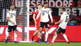 Die deutsche Fußballnationalmannschaft hat das erste Länderspiel des Jahres unentschieden gespielt. Im Freundschaftsspiel gegen Serbien gab es für die Elf...