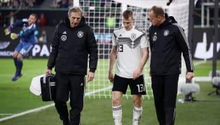 Lukas Klostermann hat sich bei seinem Debüt für die deutsche Nationalmannschaft einen Muskelfaserriss in den Adduktoren zugezogen und muss vom DFB-Team...