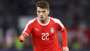 EURO 2020 eleme grubunda Ukrayna, Portekiz, Lüksemburg ve Litvanya ile aynı grupta yer alan Sırbistan, dün sahasında oynadığı maçta Litvanya'yı 4-1 yenerek...