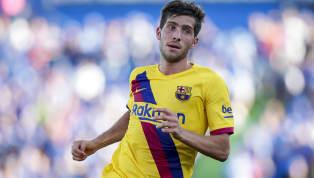 Sorti à la mi-temps lors de la victoire du FC Barcelone à Eibar, Sergi Roberto a été touché au genou gauche. L'international espagnol souffre d'une distension...
