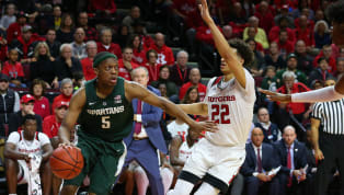 Cover Photo: Getty Images The No. 10 Michigan State Spartans host the Rutgers Scarlet Knights at theBreslin Centerfor a Big Ten matchup. The Scarlet...