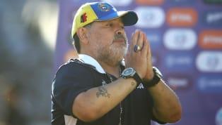 Huyền thoại Diego Maradona mới đây đã lên tiếng phản bác lời của con gáiGianinna Maradona đồng thời lên tiếng khẳng định, mình đang hoàn toàn khỏe mạnh....