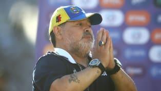La travesía deDiego Armando Maradonafue tan intensa como efímera: apenas 72 días y ocho partidos duró su aventura como entrenador deGimnasia y Esgrima...