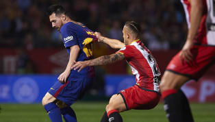 ​​Barcelona talisman, Lionel Messi has opened up on the toughest defender he has played against and the 32-year-old picked a name which would come as a...