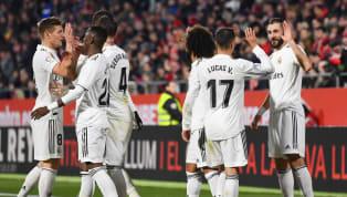Après avoir remporté le quart de finale aller (4-2) au Santiago Bernabeu, le Real Madrid a remis ça lors de la manche retour à Gérone (1-3). Les Merengues...