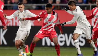 Real Madridakan berusaha menjaga momentum tak pernah kalah di seluruh kompetisi kala menjamu tamunya dari Catalunya, Girona, dalam lanjutan pekan 24 La...