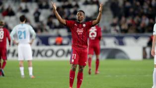 Premier League Clubs Crystal Palace & Burnley Eye Move for Ligue 1 Star Francois Kamano