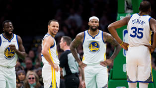 ​Cover Photo: Getty Images  This shouldn't exactly come as a surprise, but the ​Golden State Warriors are excellent when they start a lineup consisting of...