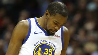 Kevin Durant may not be the toughest person in theNBA,but he certainly made a difficult decision Thursday. Durant will play in the Golden State Warriors'...