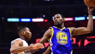 Quedaron definidos los duelos de playoffs en la NBA, los cuales arrancarán este fin de semana. Una de las llaves de la Conferencia Oeste tendrá frente a...