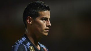 Napoli president Aurelio De Laurentiishasseemingly requested a lower price forReal Madrid attacking midfielderJamesRodríguez, while the Serie A club are...