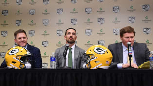 One of the more polarizing head coaching hires of the 2019 cycle is now officially calling the shots in ​Green Bay. Yup, 39-year-old ​Matt LaFleur, who...