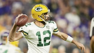 ​Green Bay Packers quarterback ​Aaron Rodgers started his offseason by making good on a promise. Earlier this season, Rodgers' girlfriend, professional race...
